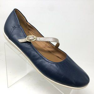 Clarks Collection Feature Film Mary Jane Flat 11 W